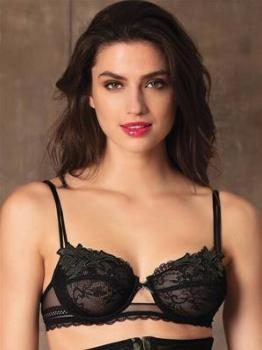 Soutien-gorge balconnet Collection Sexy Rebelle