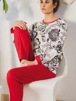 Pyjama hiver Collection Flower Power
